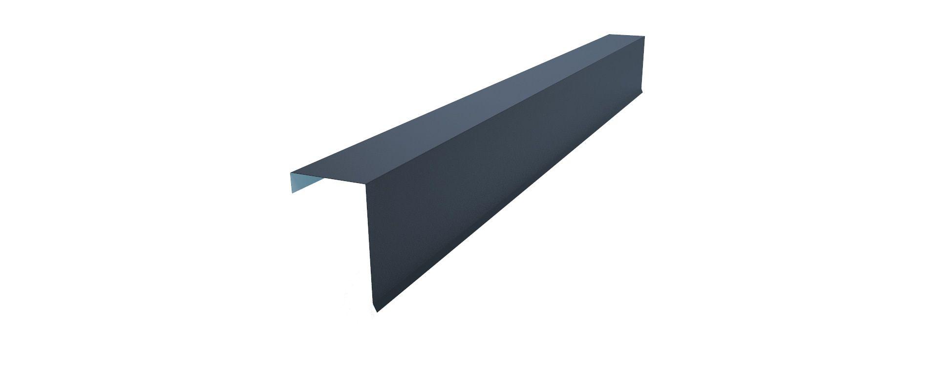 Mono-pitched ridge